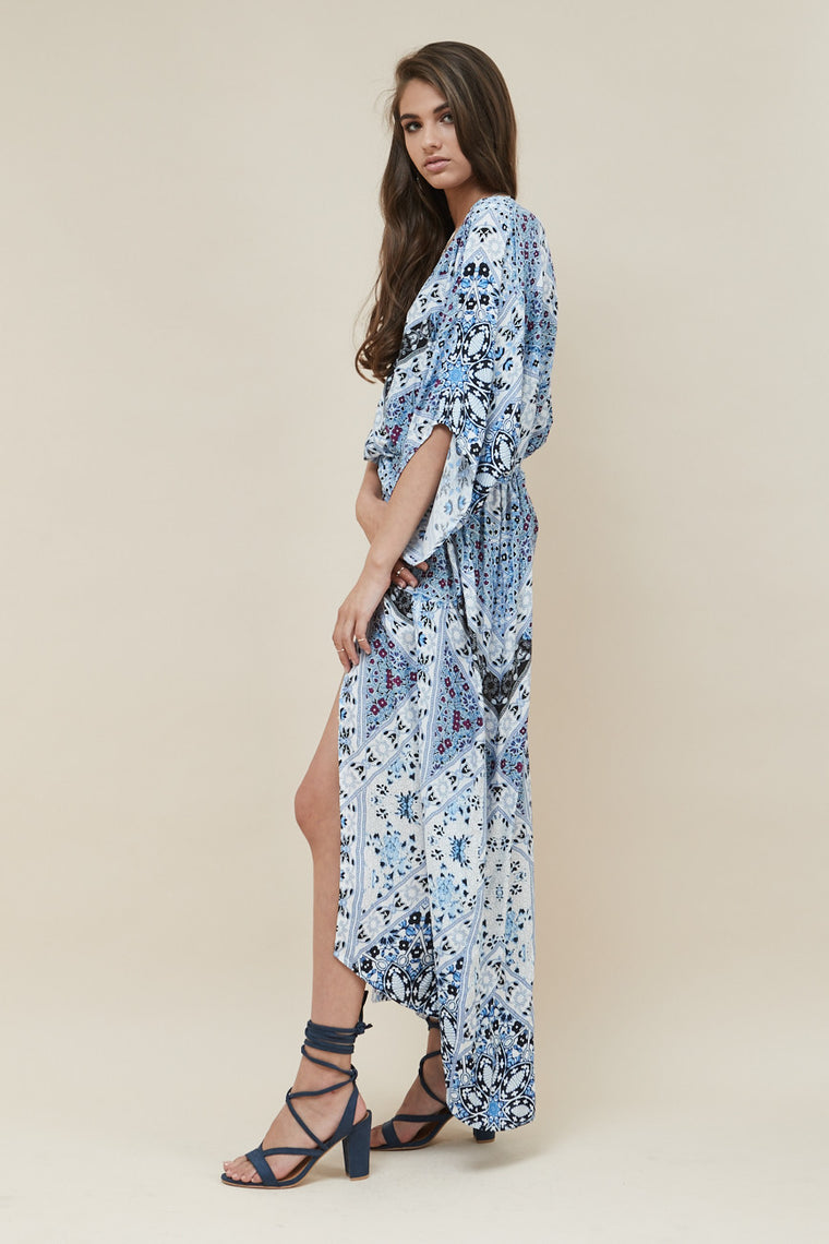 Sea Jewel Knot Maxi - Morrisday | The Label - 1