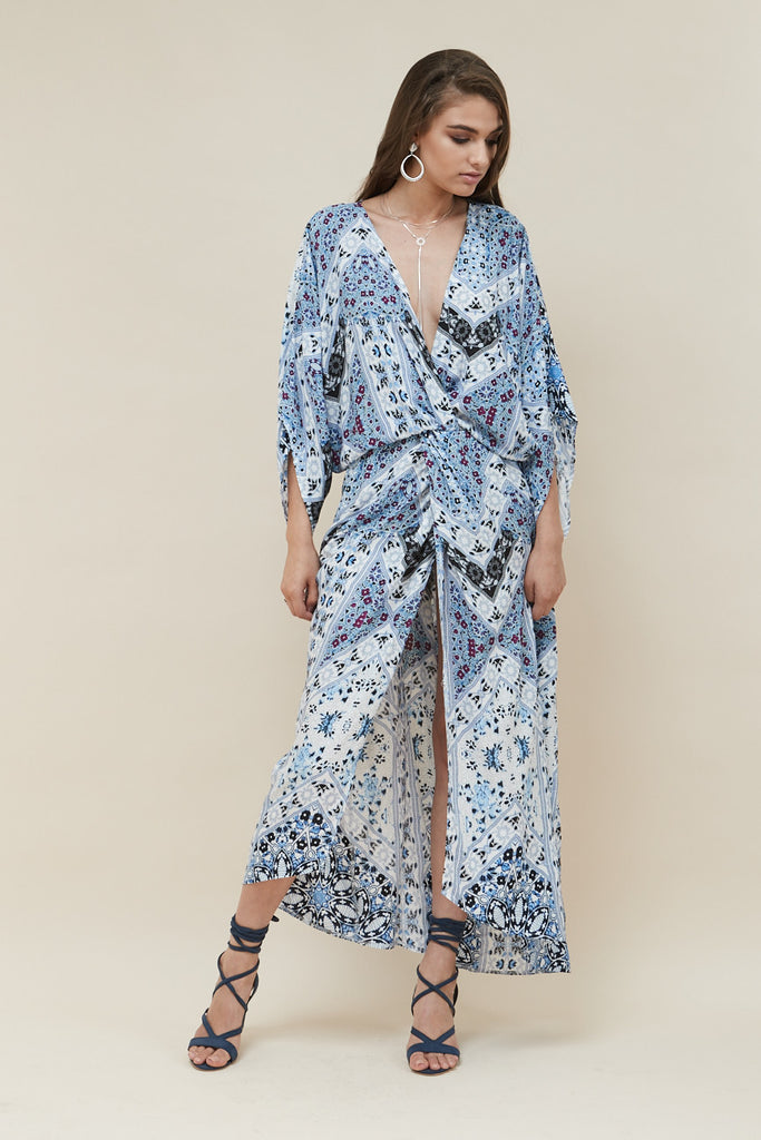Sea Jewel Knot Maxi - Morrisday | The Label - 5