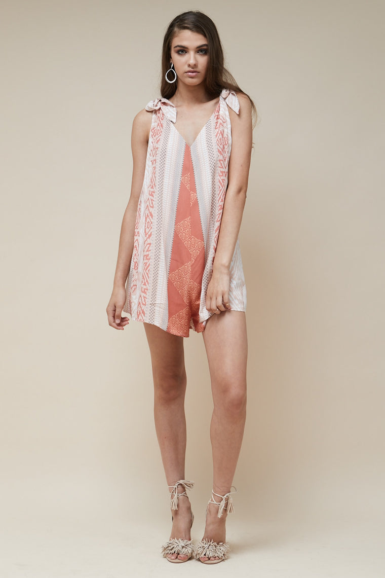The Island Knot Playsuit - Morrisday | The Label - 1