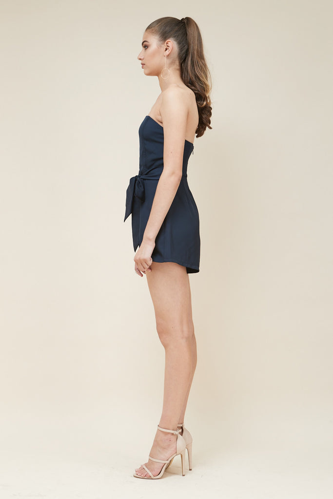 Revolver Strapless Playsuit - Morrisday | The Label - 5