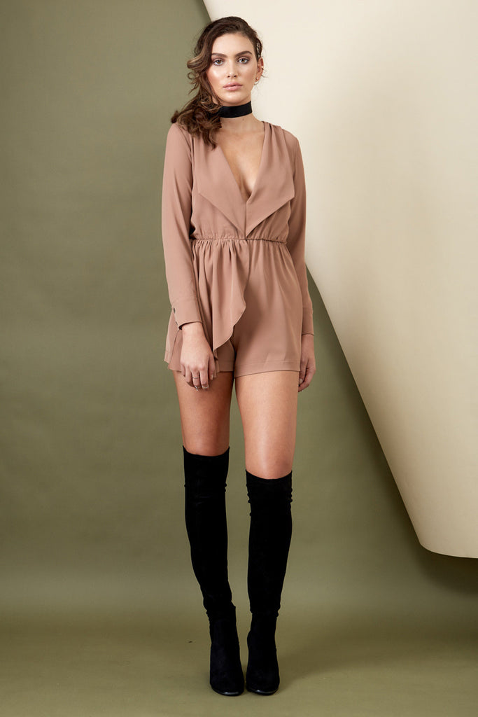 Emrata Playsuit - Morrisday | The Label - 4
