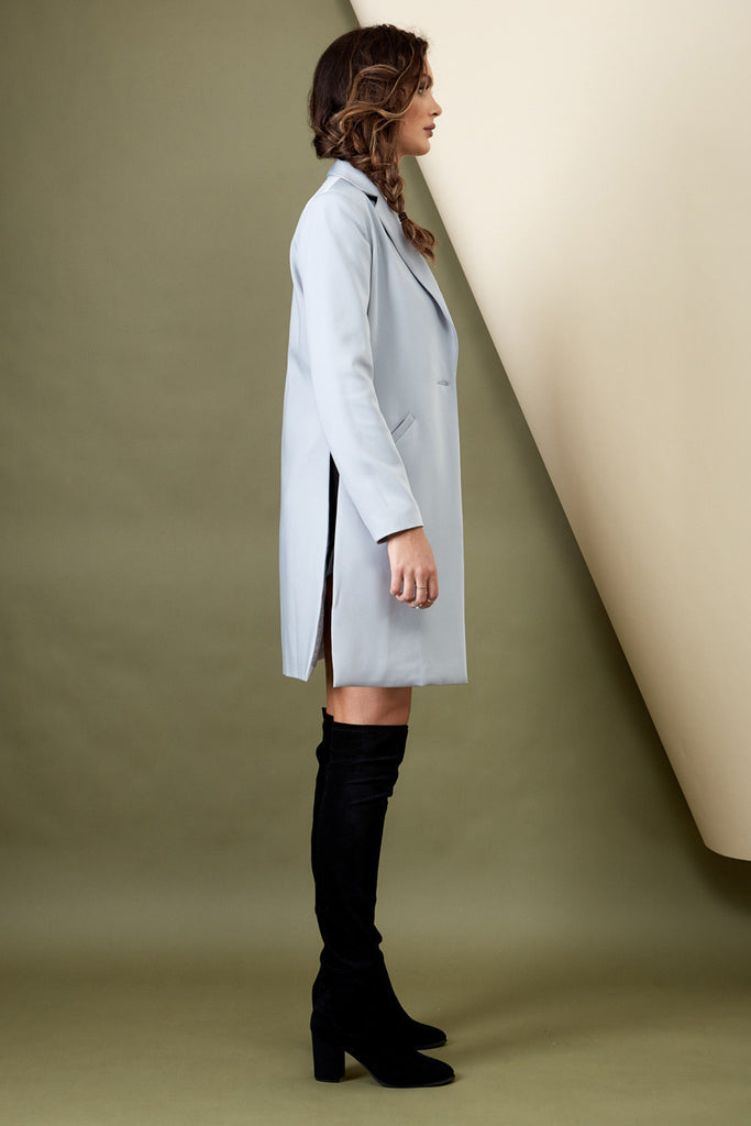 Skyfall Coat Grey - Morrisday | The Label - 9