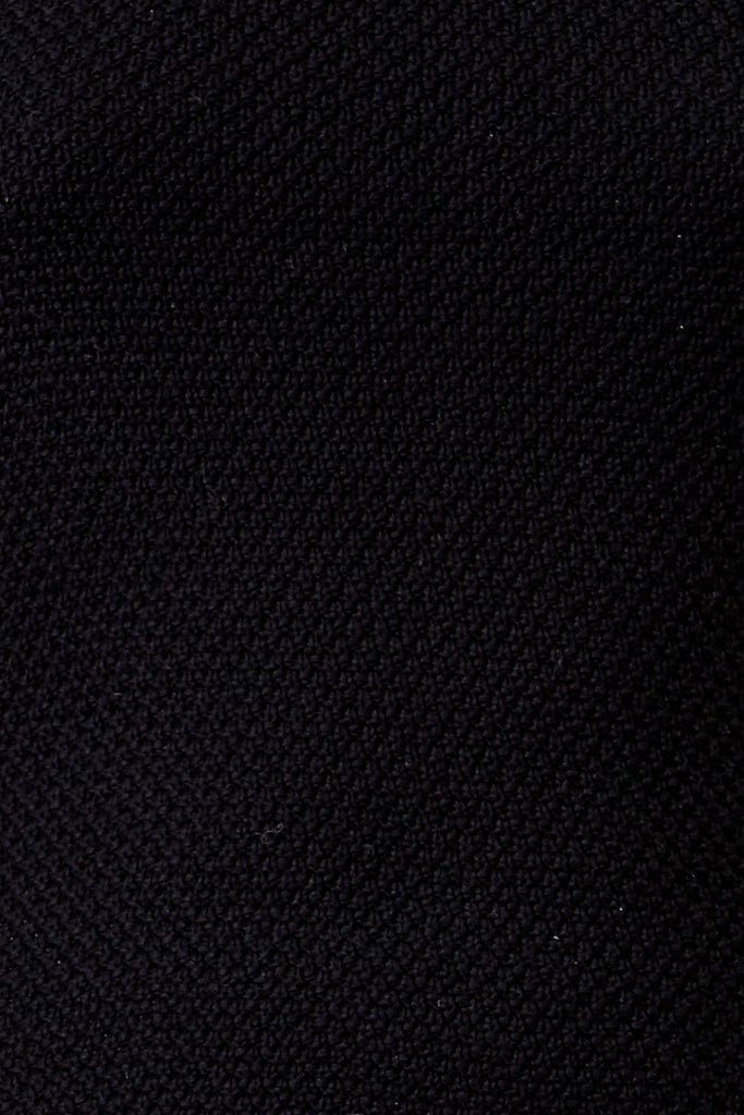 Resolution Knit Top Black - Morrisday | The Label - 5