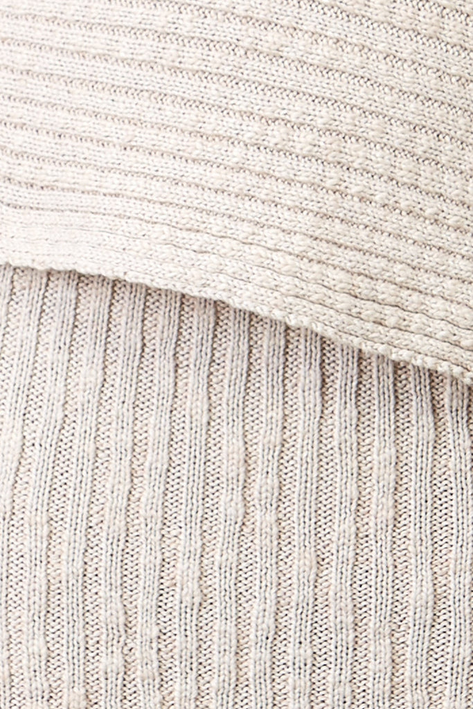 Daydream Knit Sweater Oatmeal - Morrisday | The Label - 6