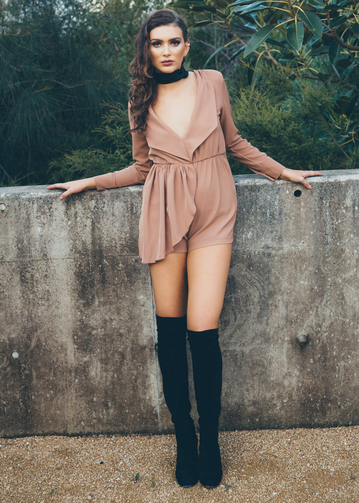 Emrata Playsuit - Morrisday | The Label - 11
