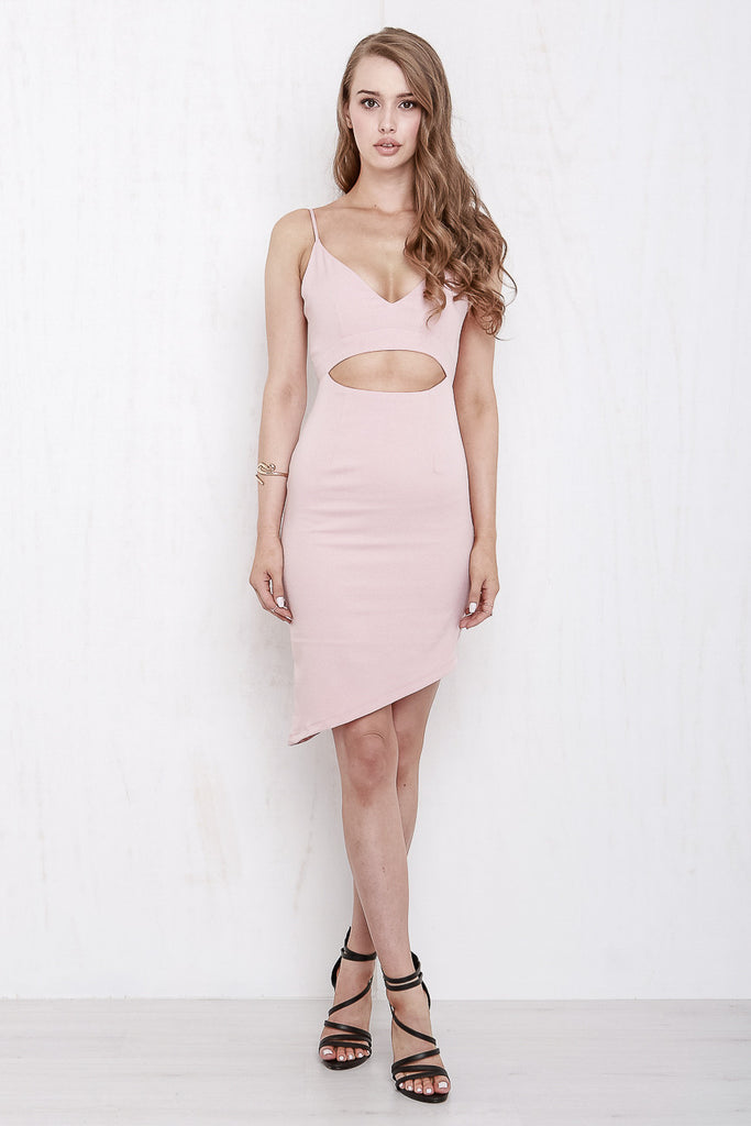 Only Heart Dress Nude - Morrisday | The Label - 1