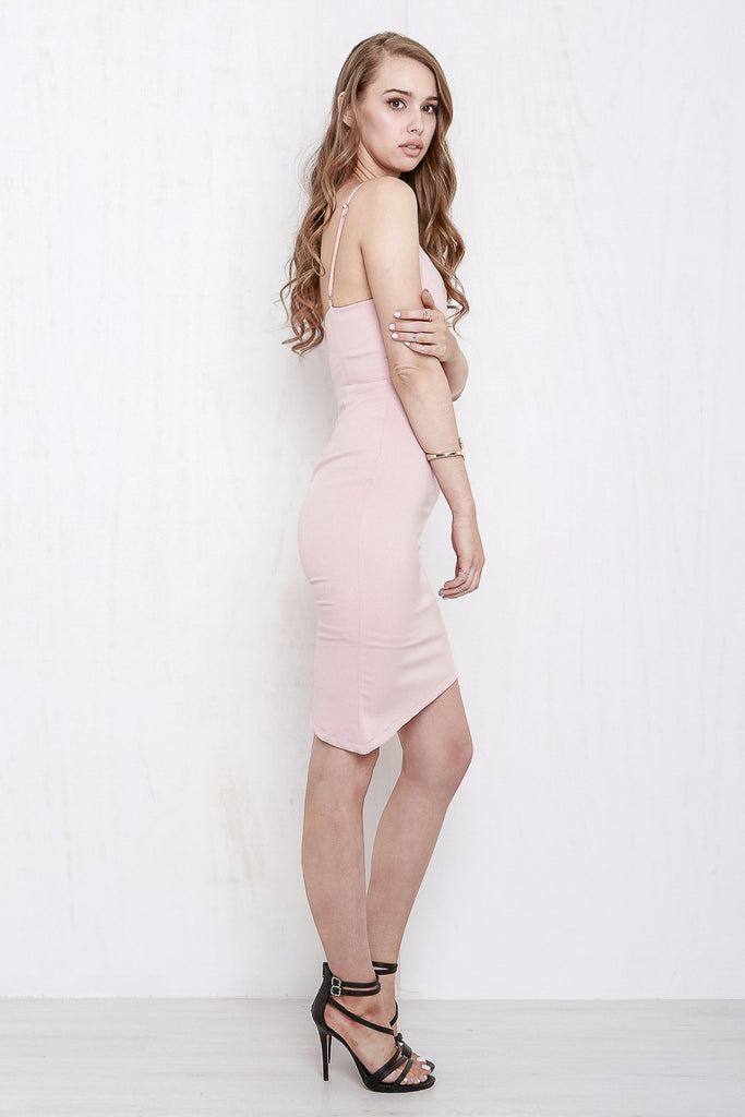 Only Heart Dress Nude - Morrisday | The Label - 4