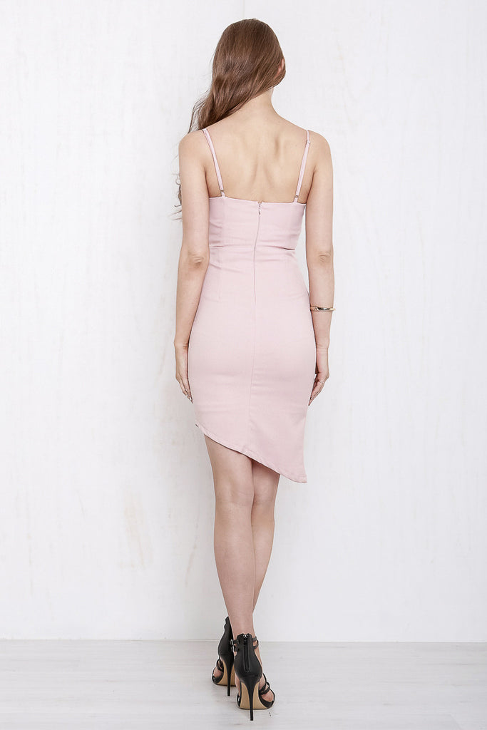Only Heart Dress Nude - Morrisday | The Label - 5