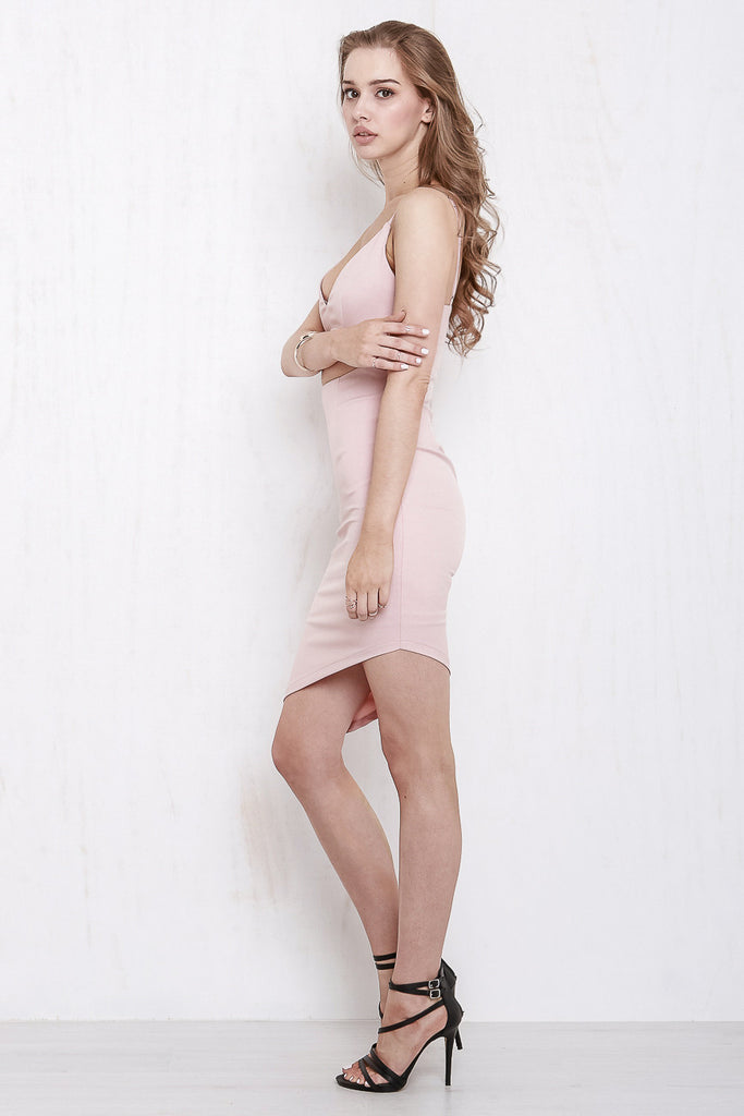 Only Heart Dress Nude - Morrisday | The Label - 3