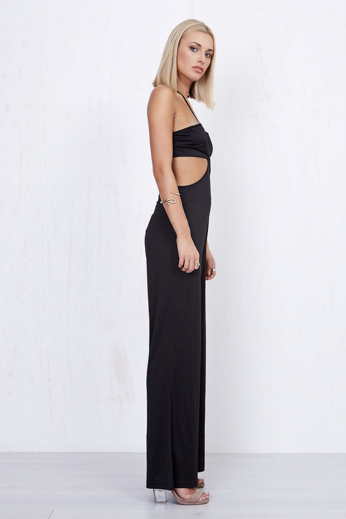 Swift Jumpsuit Black - Morrisday | The Label - 4