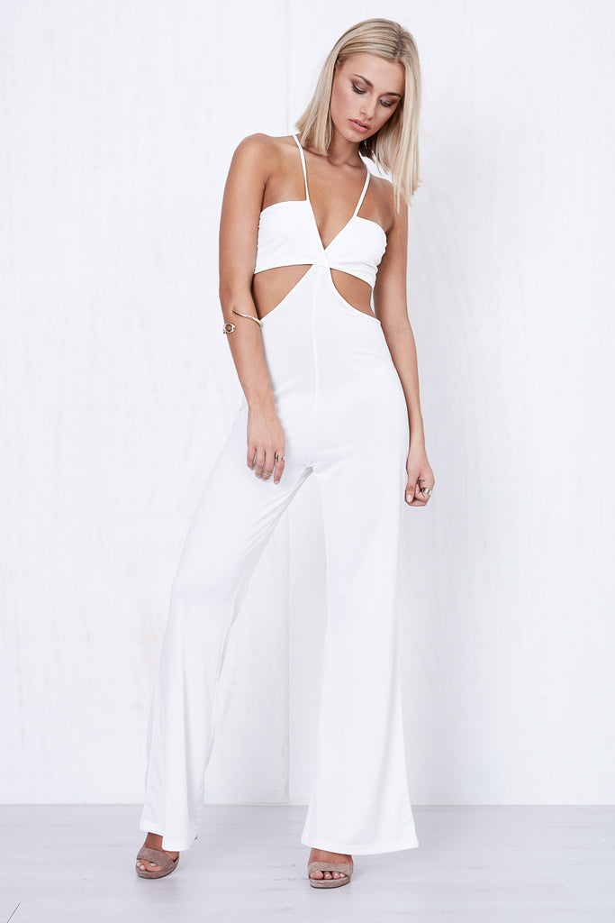 Swift Jumpsuit White - Morrisday | The Label - 7