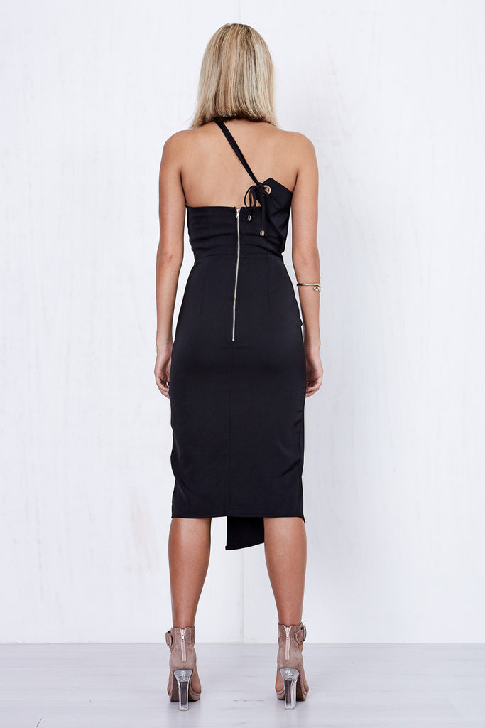 With Or Without Dress Black - Morrisday | The Label - 5