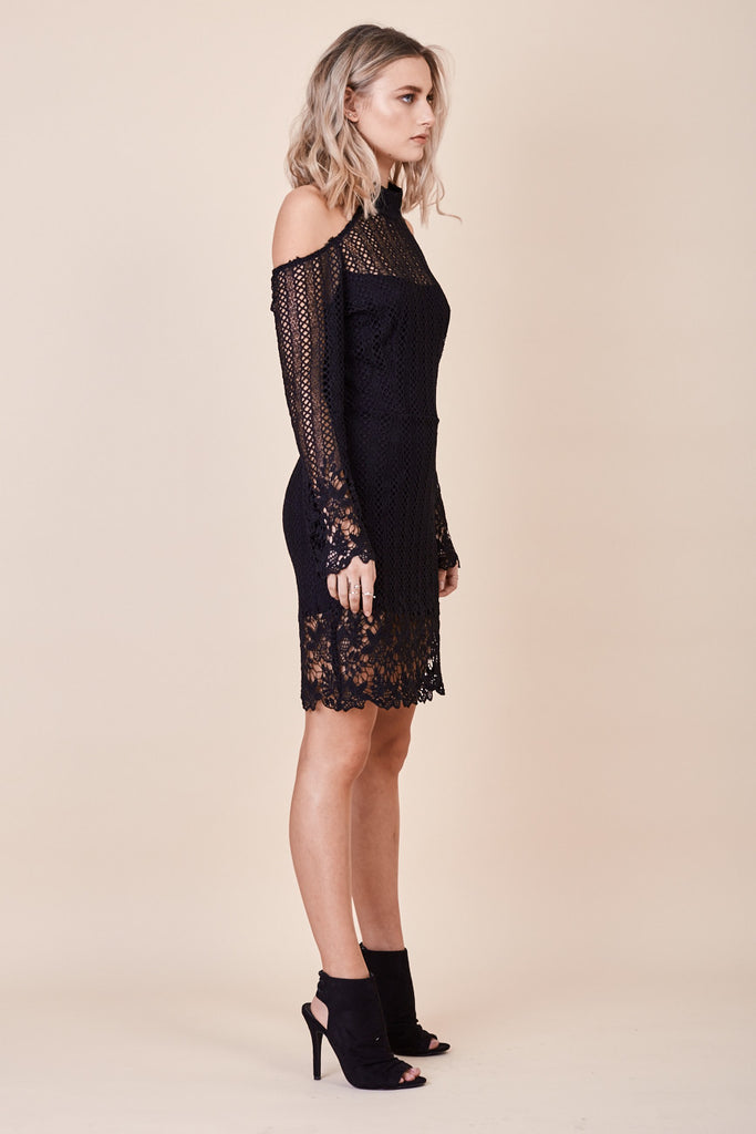 Spellbound Lace Dress - Morrisday | The Label - 3