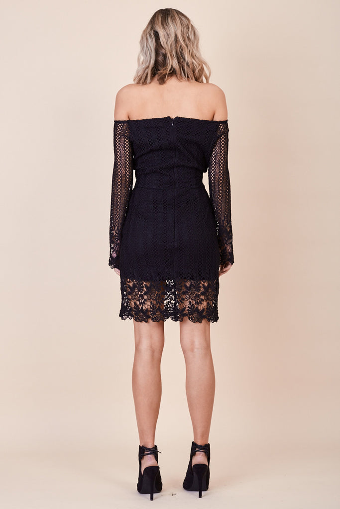 Spellbound Lace Dress - Morrisday | The Label - 6