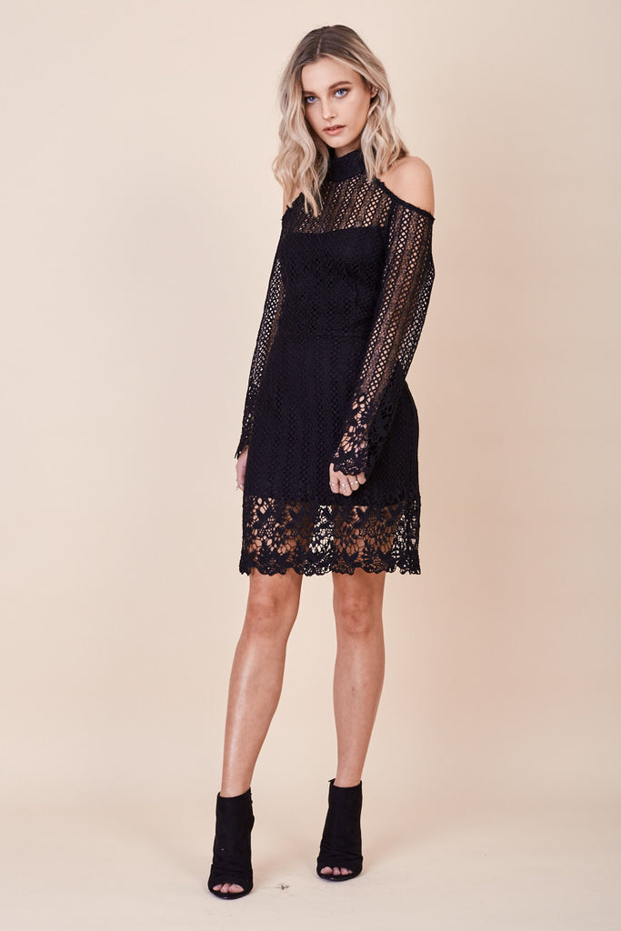 Spellbound Lace Dress - Morrisday | The Label - 2