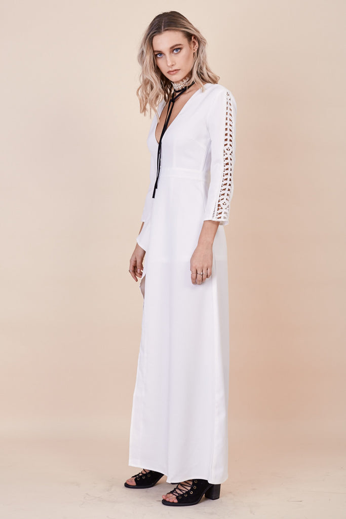 Lovers Lane Dress White - Morrisday | The Label - 4