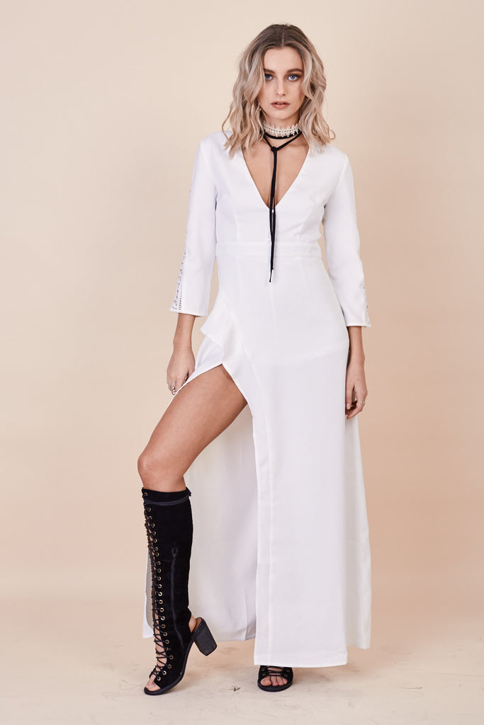Lovers Lane Dress White - Morrisday | The Label - 6