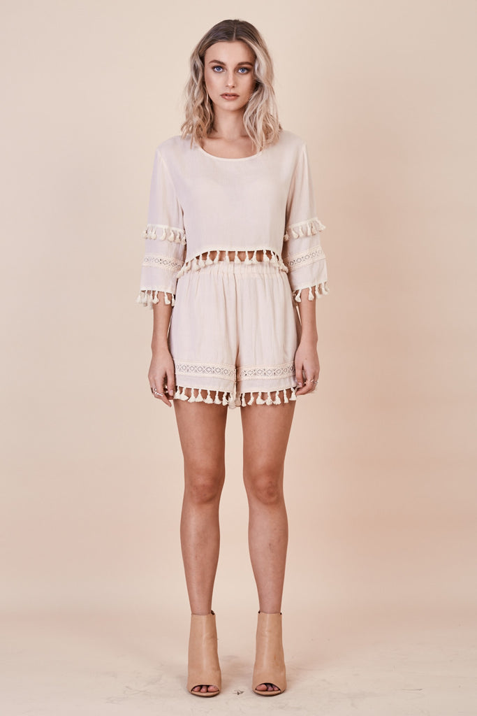 Boho Belle Shorts - Morrisday | The Label - 6