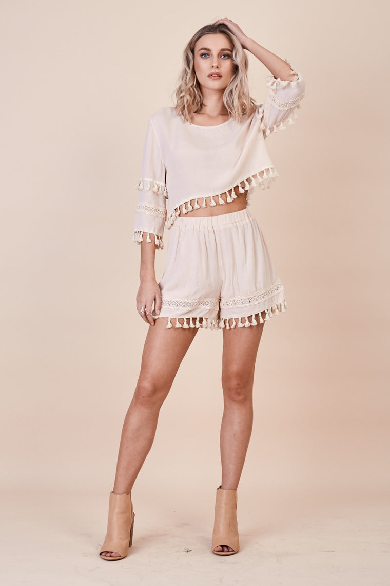 Boho Belle Shorts - Morrisday | The Label - 1
