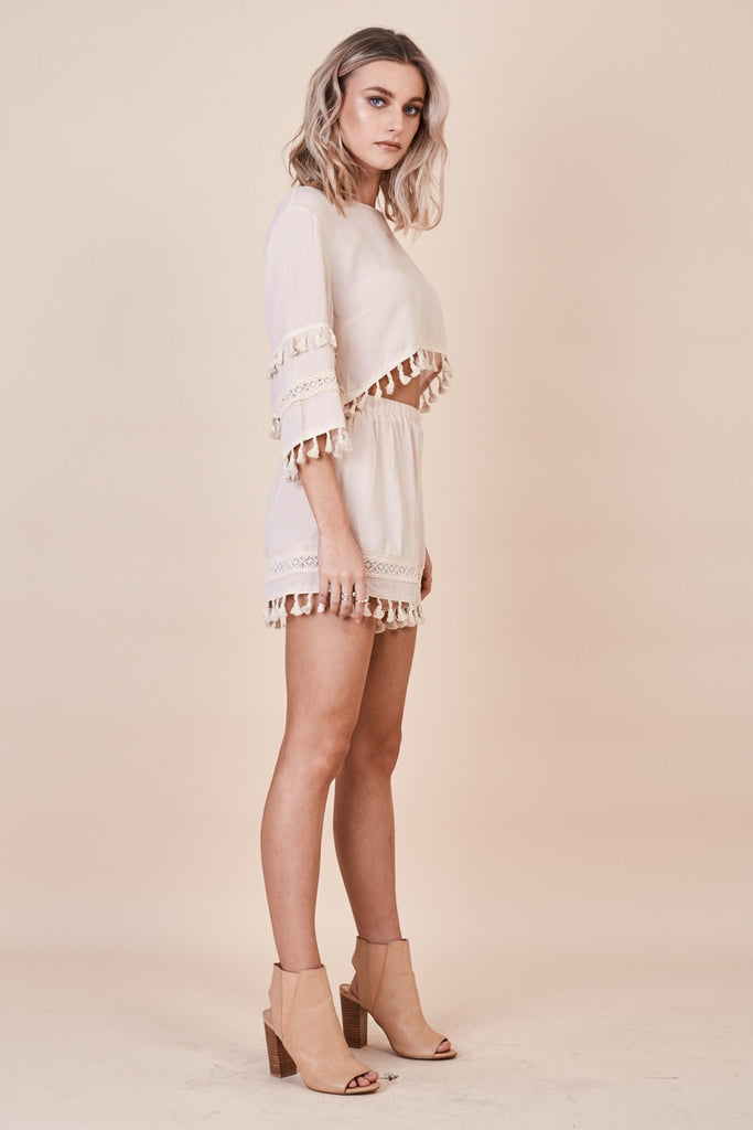 Boho Belle Shorts - Morrisday | The Label - 5