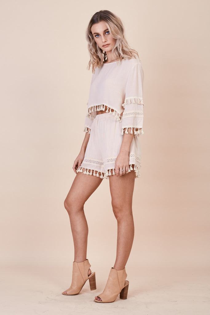 Boho Belle Shorts - Morrisday | The Label - 4