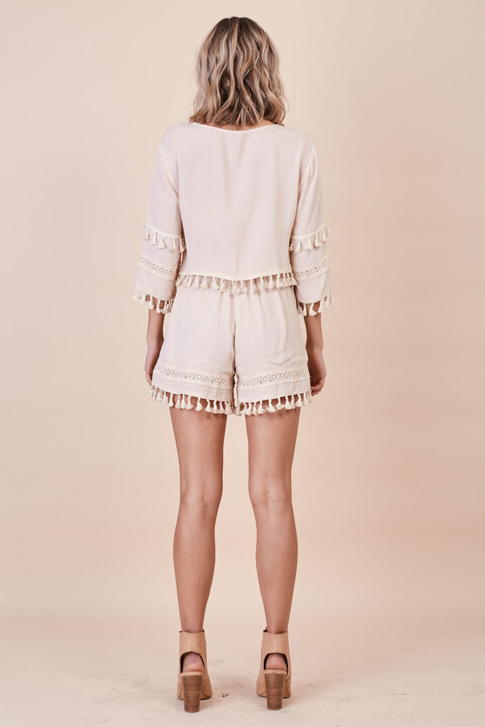 Boho Belle Shorts - Morrisday | The Label - 7