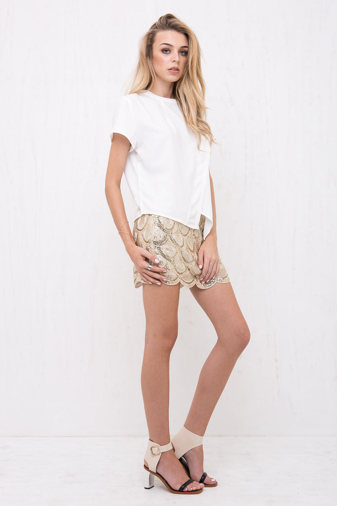 Mermaid Sequin Mini Skirt - Morrisday | The Label - 3