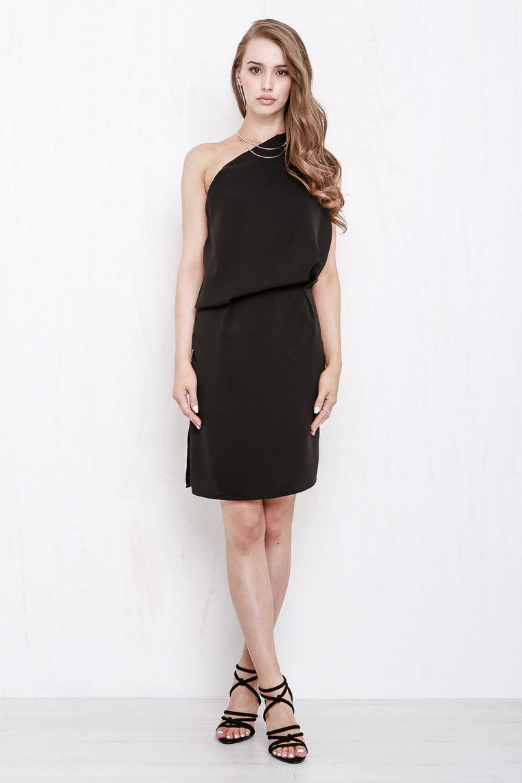 Goddess Dress Black - Morrisday | The Label - 1