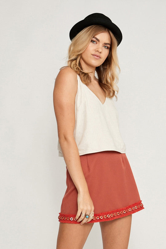 Roxy Mini Skirt