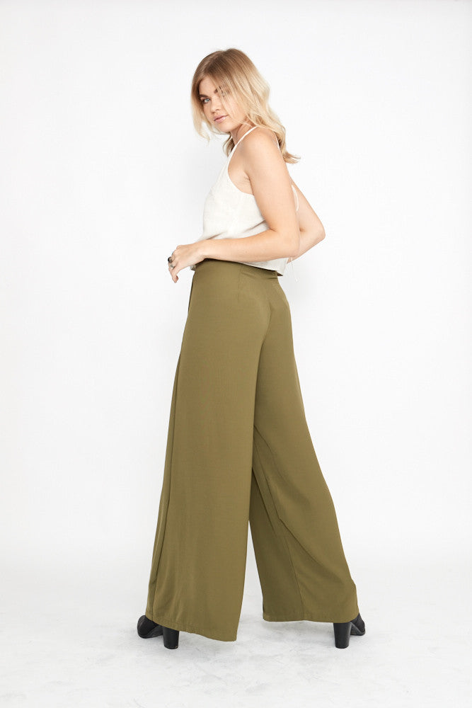 Alicia Wide Leg Pants