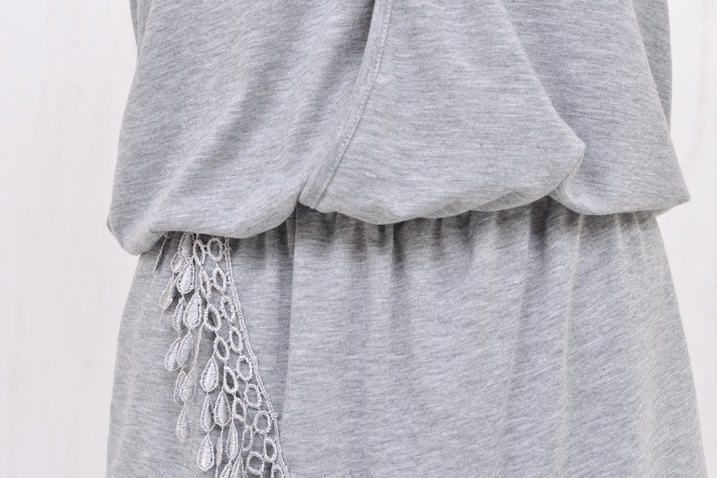 Wanderlust Dress Grey - Morrisday | The Label - 6