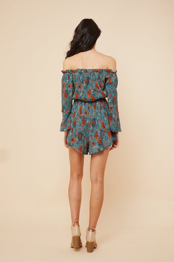Jungle Fever Playsuit