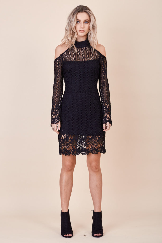 Spellbound Lace Dress