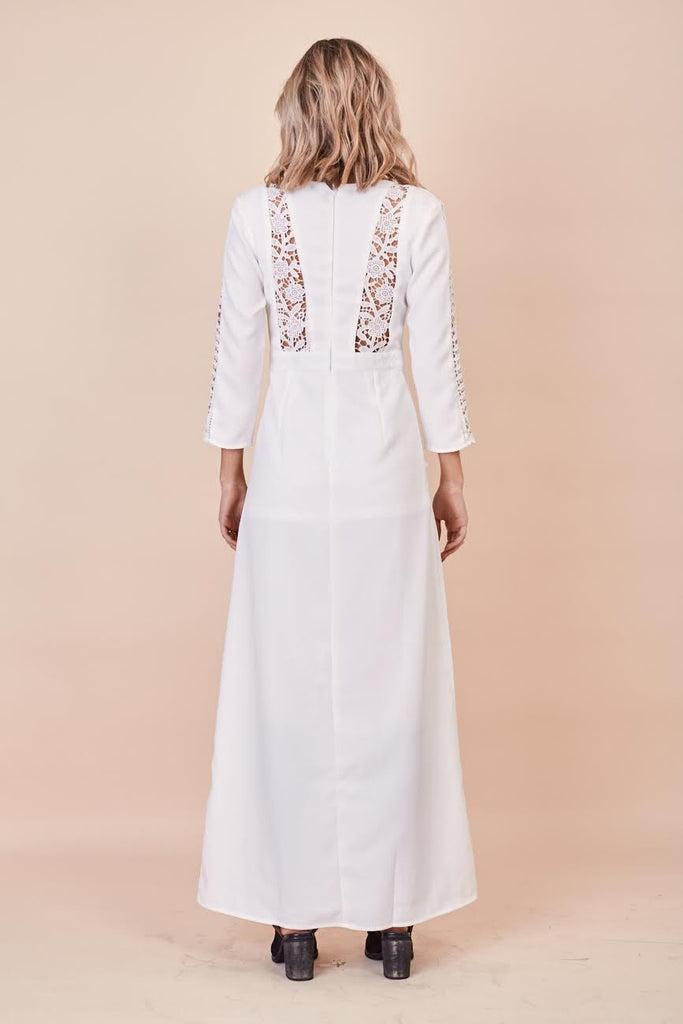 Lovers Lane Dress White - Morrisday | The Label - 5