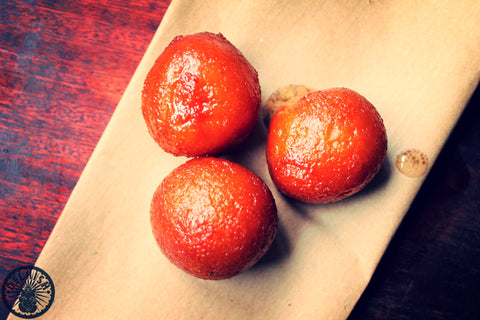 Gulab jamun - Delhish Indian sweets mithai - 1