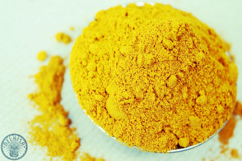 Turmeric powder - Delhish Indian sweets mithai - 1