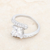 Caroline Art Deco Statement Engagement Ring | 2.5ct |Cubic Zirconia - Beloved Sparkles  - 5