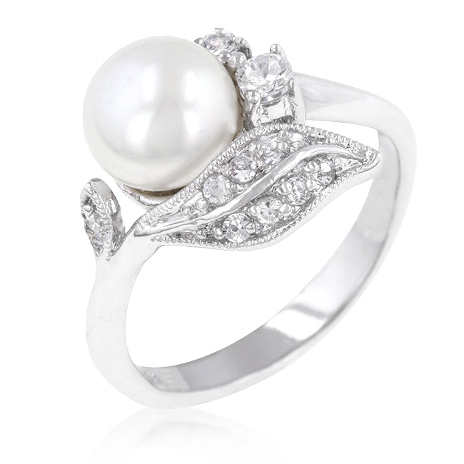 Holly Classic Freshwater Pearl Ring