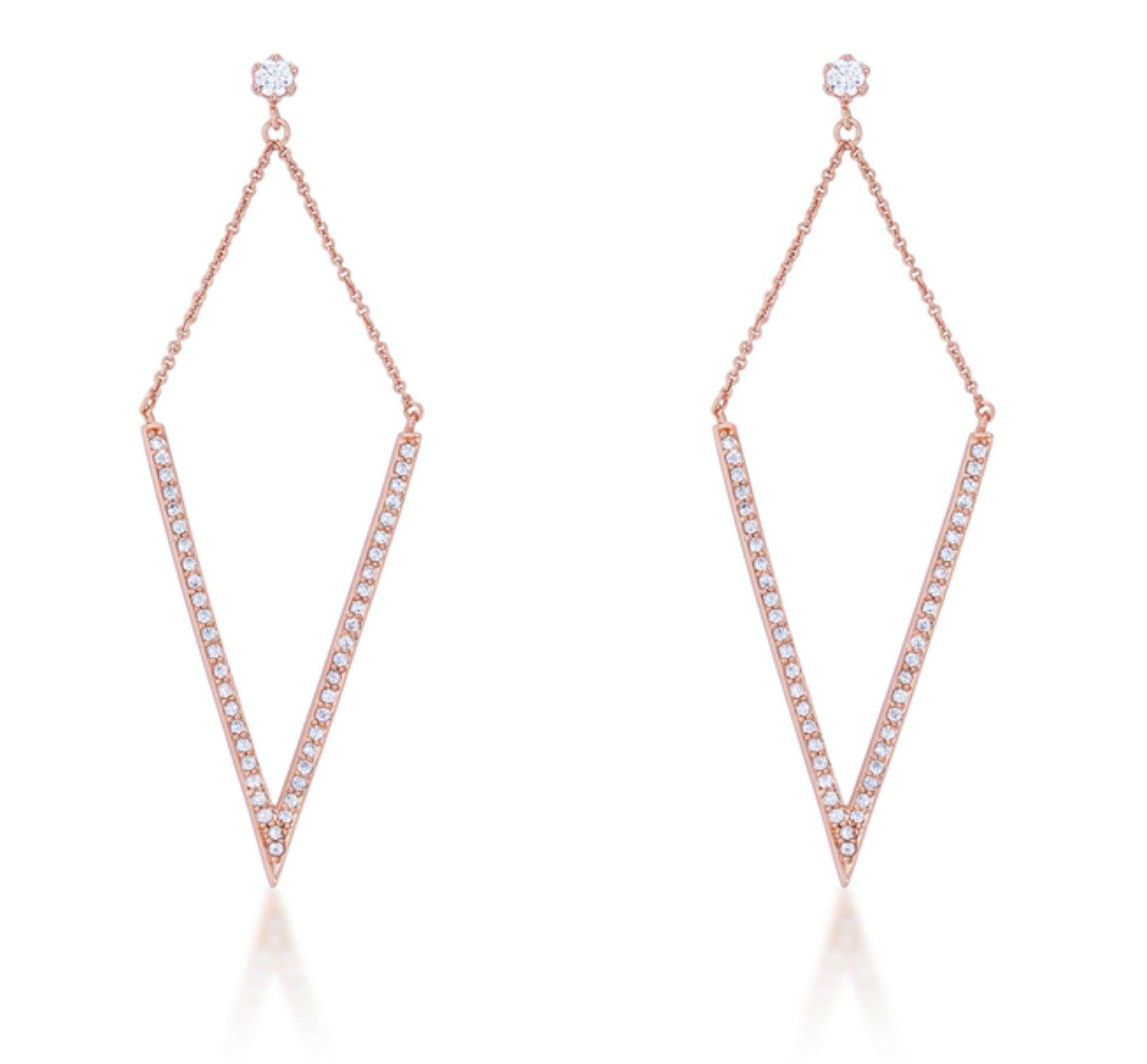 product gold chain by and aliquo com delicate original hoop notonthehighstreet earrings