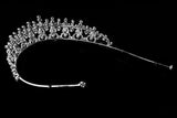 Joanna Art Deco Victorian Swarovski Crystal Tiara. - Beloved Sparkles  - 3