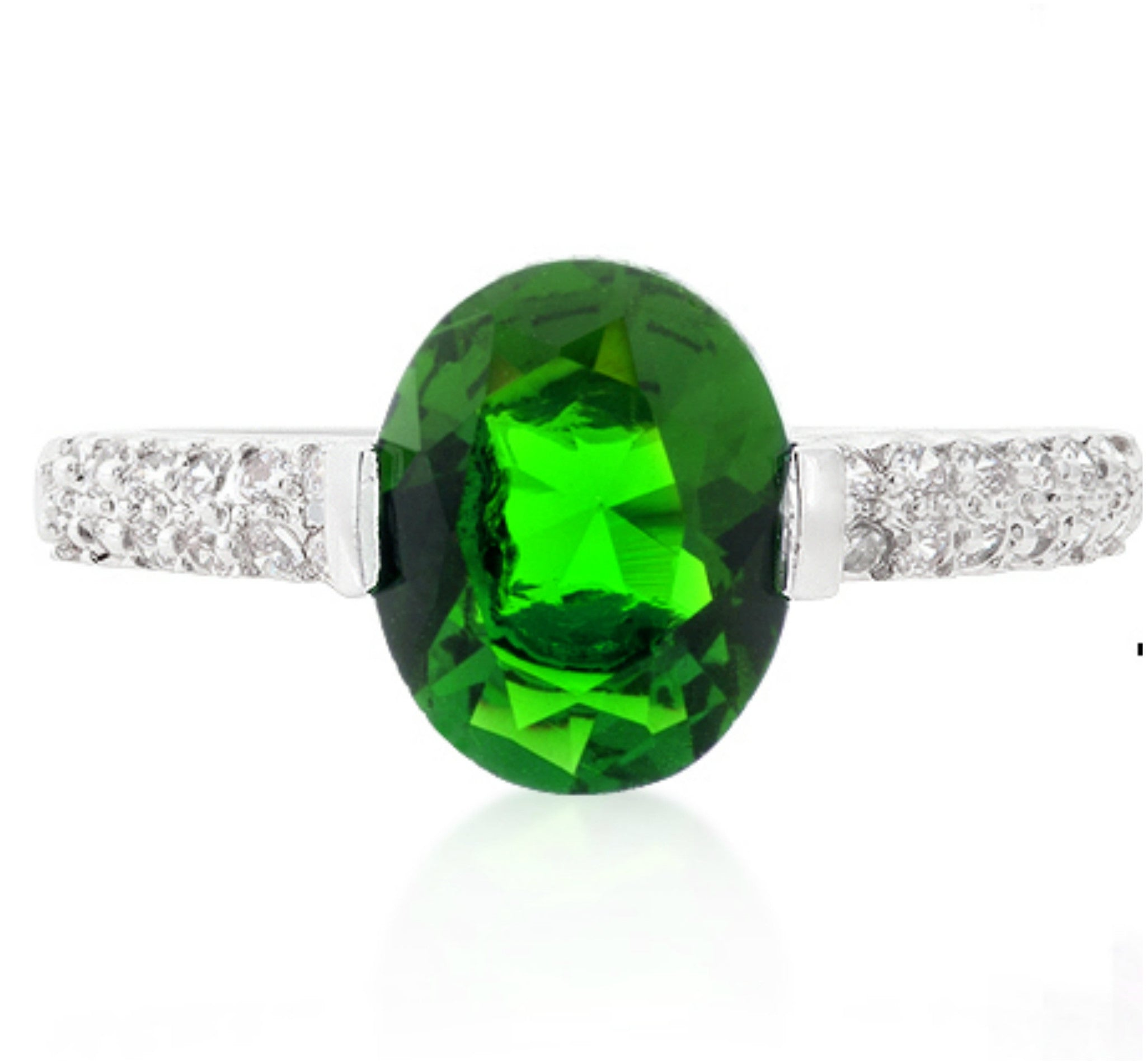 products diamond dsc oval ways emerald bracelet ctw