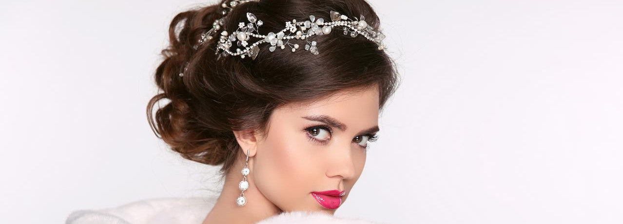 Couture Bridal Weddding Hair Accessories