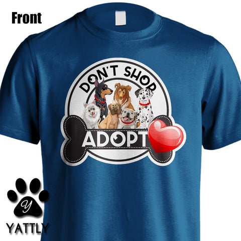 Don't Shop Adopt Ultra Cotton T-Shirt