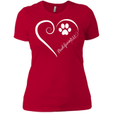 Pudelpointer, Always in my Heart Ladies' Boyfriend Tee