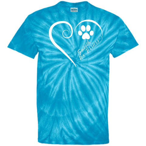Smooth Fox Terrier, Always in my Heart Tie Dye Tee