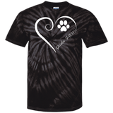 Gordon Setter, Always in my Heart Tie Dye T-Shirt