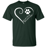 Greater Swiss Mountain Dog, Always in my Heart Tee