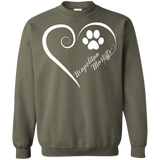 Neapolitan Mastiff, Always in my Heart Sweatshirt