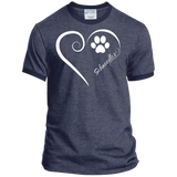 Schnoodle, Always in my Heart Ringer Tee