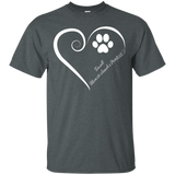Small Munsterlander Pointer, Always in my Heart Tee
